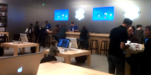 apple store parly 2