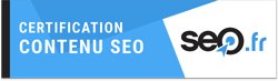 certification redaction web seo