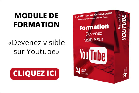 referencement youtube formation